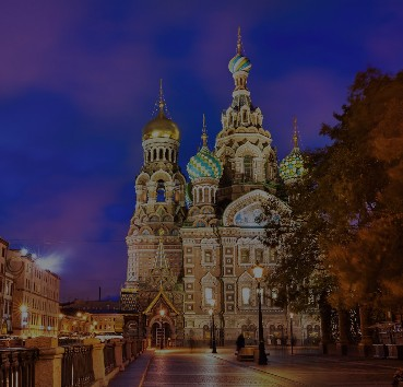 St.Petersburg - Moscow Tour 2018